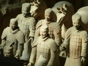 Xi'an - Army of the Terra Cotta Warriors