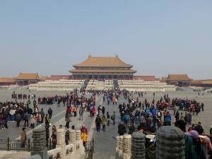 Beijing - Forbidden City, Hall of Supreme Harmony