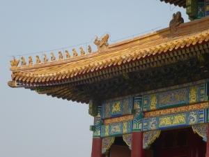 Hall of Supreme Harmony - Detail