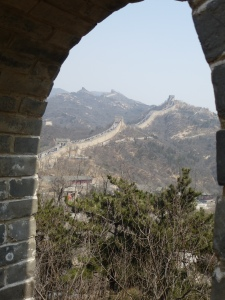 The Great Wall - Badaling Wall
